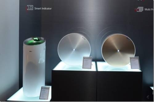 空氣清淨很重要 LG 推出好看又強大的空氣清淨機