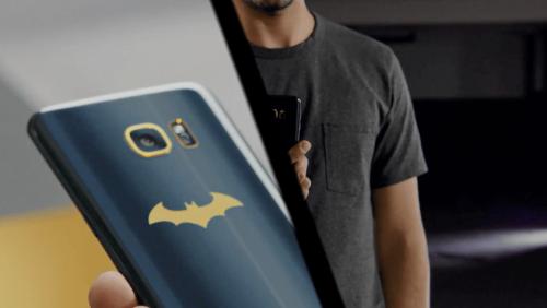 想買還不一定買得到 Samsung推出蝙蝠俠版本S7 edge