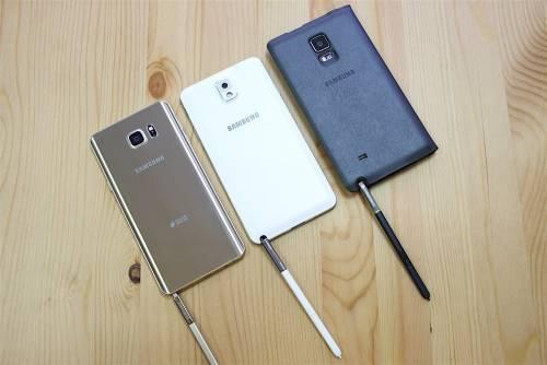 不用期待Samsung Note6了 因為它要從