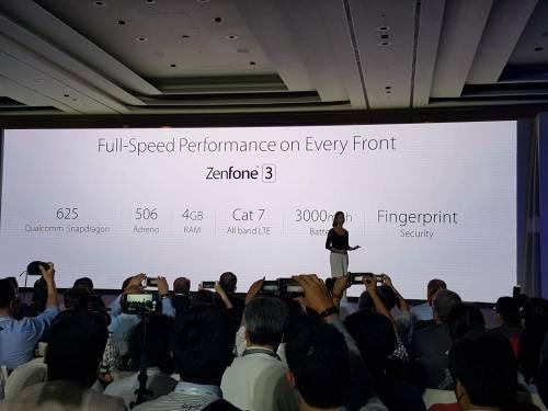 ASUS ZenFone 3 Deluxe Ultra 三重驚喜登場