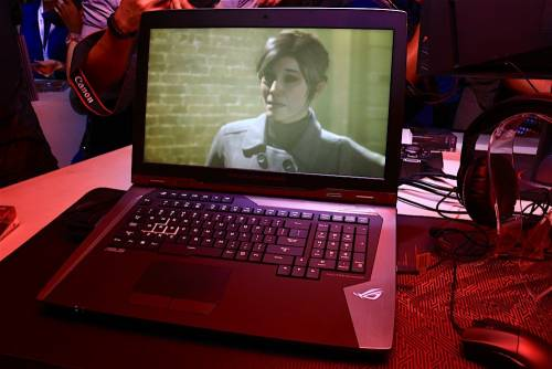 2016 Computex 華碩 ROG 玩家共和國多項新品一同亮相