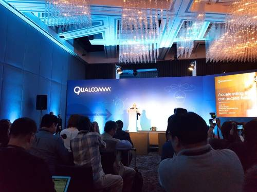 Qualcomm打造全方位智慧生活 Wear1100穿戴新處理器登場