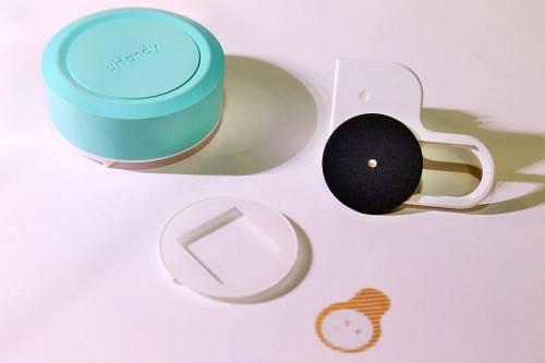 uHandy 行動生物顯微鏡 結合手機一探微米大世界