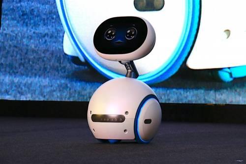 生活中的可愛小幫手 ASUS Zenbo家庭機器人2016 Computex亮相