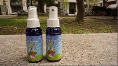 力萃奇防蚊液 旺福金安膏 嬰幼兒也適用!