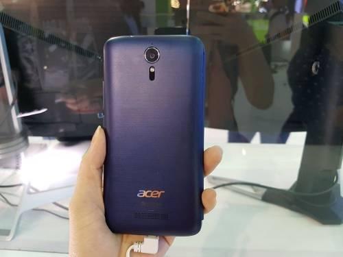 Acer也是有新手機 - Liquid Zest Plus現身會場