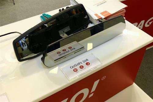 保障汽車駕駛人的行車安全權益 PAPAGO於2016 Computex中展出多款行車記錄器