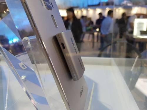 ASUS臥虎藏龍 Zen Flash S Vivo Baby 首款32吋5K顯示器
