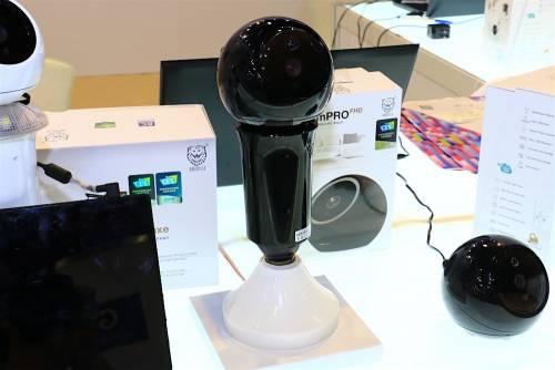 2016 Computex 讓ATOM AR2安控機器人 幫您隱密的監控居家環境安全