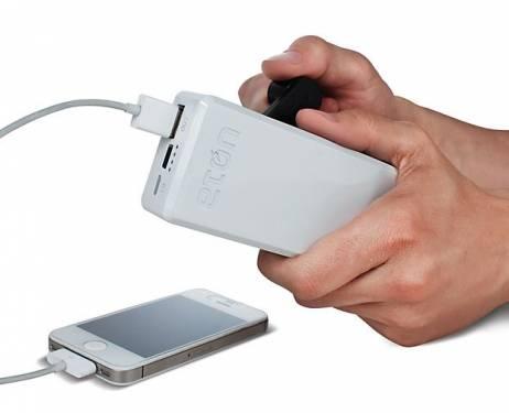 [RD狂想曲] 幫手機充電順便做運動吧
