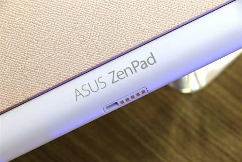 2016 Computex ASUS ZenPad 8吋 10吋展場動手玩
