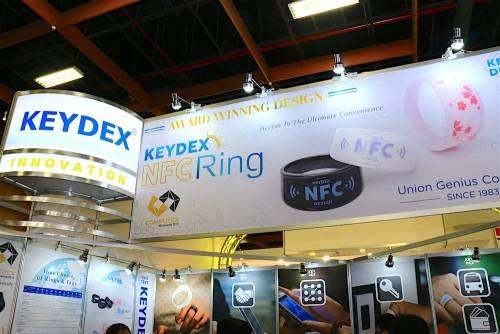 KEYDEX NFC Ring陶瓷戒指 讓生活更加便利的實用小物