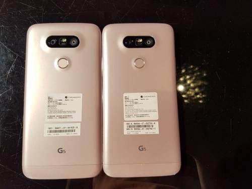 LG G5 雙胞胎-G5 SPEED LG首款3CA機種