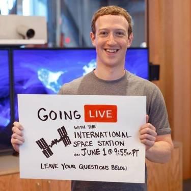 臉書創辦人Mark Zuckerberg 驚傳Twitter密碼被駭