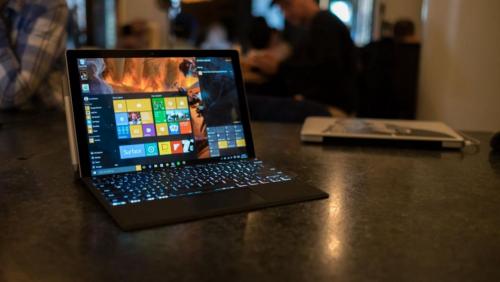 Surface Pro 5曝光 4K解析度螢幕及獨立GPU是最大亮點
