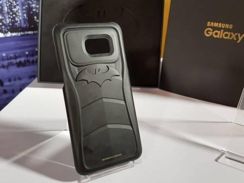 蝙蝠俠限量版本Galaxy S7 edge 強勢登台 僅有500組