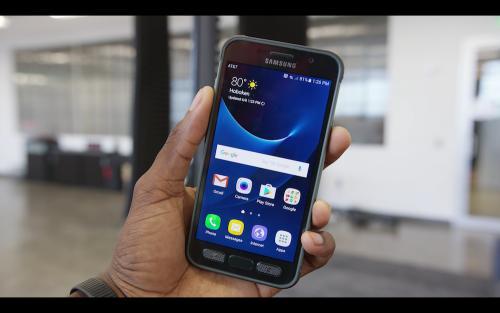 軍規三防旗艦 三星Galaxy S7 Active正式亮相