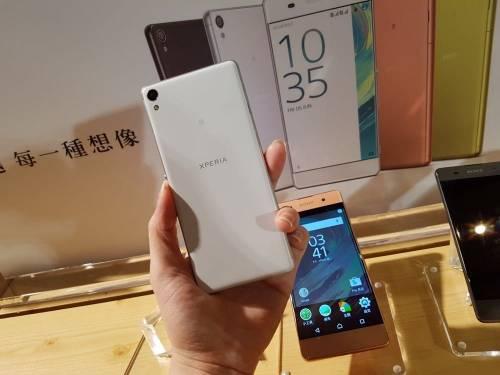 Sony Xperia X系列登台 X XA打頭陣 X Performance下週亮相!