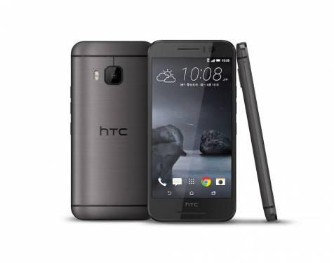 延續金屬工藝熱潮 HTC One S9亮相 6月17日正式開賣