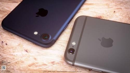 傳iPhone 7將推出深藍色新色 取代太空灰