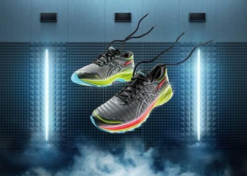 亞瑟士專利鞋款 DYNAFLYTE 跑得更快更「輕」鬆