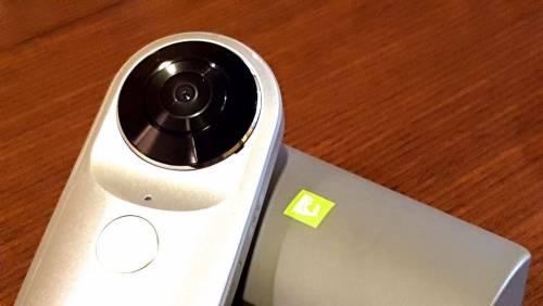 LG 360 CAM 拍出360環景照片 影片的好幫手