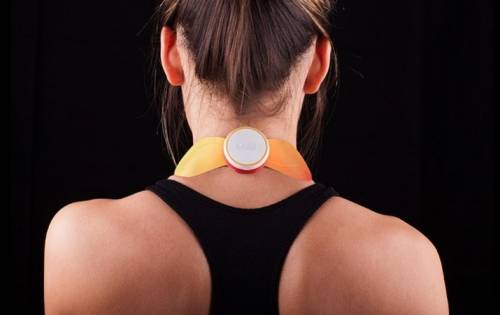 iTENS 智慧止痛貼 老方法結合科技幫你止痛