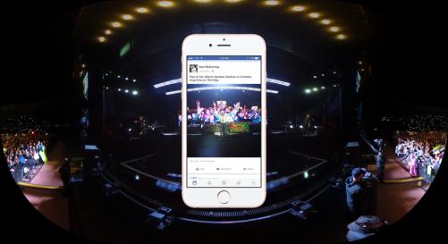 [專題] Facebook上的360環景照怎麼拍 怎麼分享