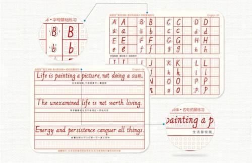 ISBON 練字 3.0 練字神器 有效率的練習一手好字