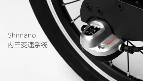 小米再推電動摺疊自行車 23日下午眾籌平台開賣