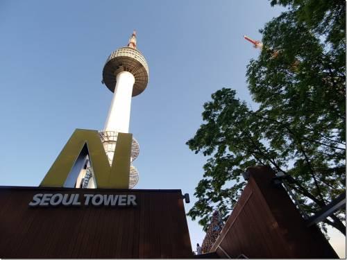 到首爾一定要去一次的 N首爾塔