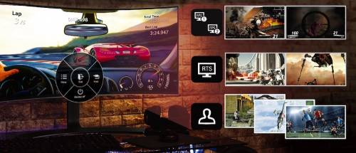 LG 21:9 UltraWide AH-IPS護眼電競顯示器 連續四年全球銷售No.1 現在購買還加送好禮