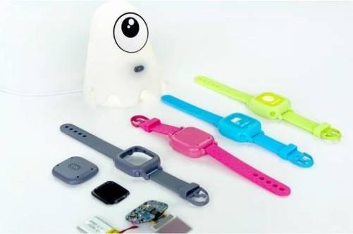 圖像化的 兒童手錶 Octopus 使父母少斷點理智線