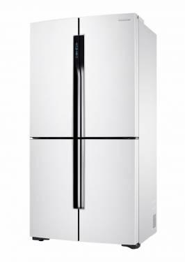 三星櫥櫃型三循環多門旗艦系列冰箱 RF60J 超省空間 容量加大機身依然纖薄時尚