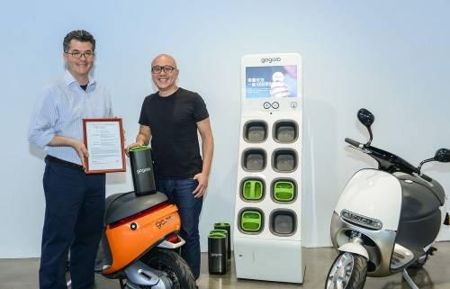 Gogoro 獲得全球首張電動機車電池 UL 2271 認證