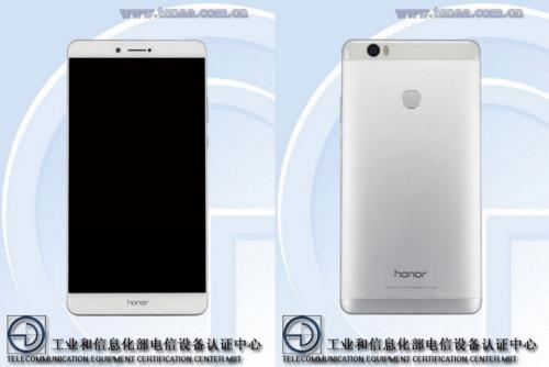 HUAWEI honor V8 Max現身中國工信部 將搭載6.6吋2K大螢幕