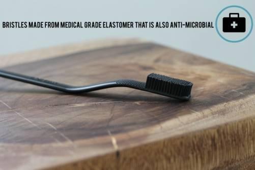 Boie USA 可更換刷頭的牙刷 比傳統牙刷更環保又抗菌