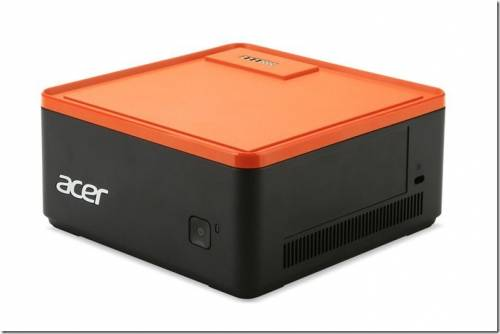 Acer 推出模組化主機 要什麼裝備自己組