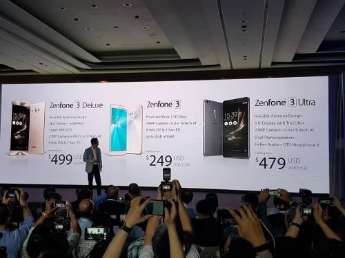 華碩崛起 宏達電殞落 台灣手機品牌排名爭奪戰