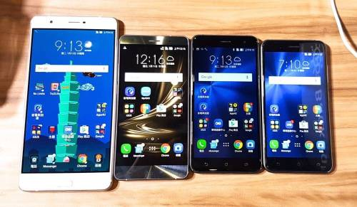 [一週科技要聞] ASUS ZenFone3價格 Samsung Note7邀請函釋出 GOGORO推新色