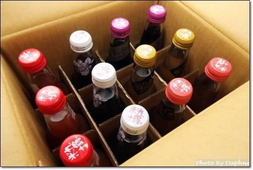 米九十露 香檳氣泡醋飲 夏日的清新天然沁涼飲品與飲食良伴