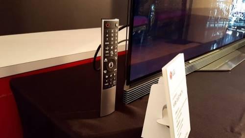 LG OLED TV 7 月上市 HDR雙規格極黑迷惑