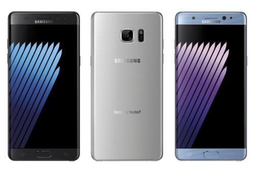 爆料大神爆料 三星Galaxy Note 7僅會推出曲面螢幕版本