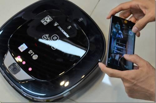 LG 全新吸塵 CORDZERO 系列即將登台 三眼機器人還能當居家守衛
