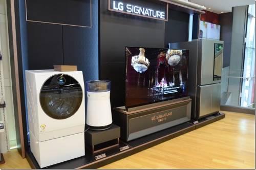 LG 打造白色家電王國 朝向高品質德國家電邁進