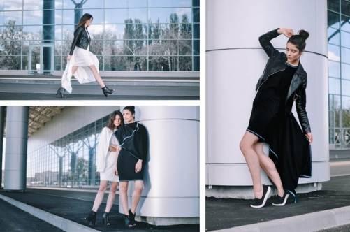 Omnia 一件洋裝100 種穿搭法 滿足櫥永遠少一件衣服的女性