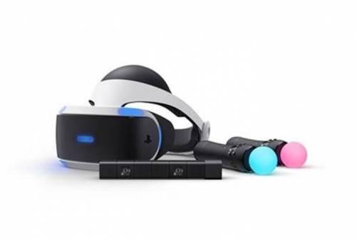 PS VR 台灣售價公佈 7月30日起開放預購