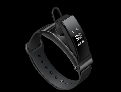 HUAWEI夏日新品 HUAWEI TalkBand B3「話」時代智慧穿戴