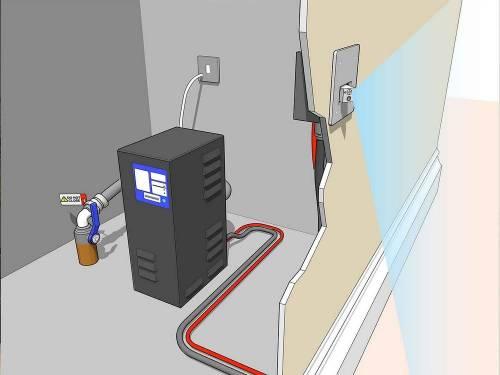 Automist Smartscan 自動噴水滅火系統 守護你的居住安全
