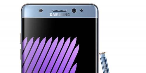 Galaxy Note 7虹膜辨識 IP68防塵防水大致已定 新版Gear VR外型曝光